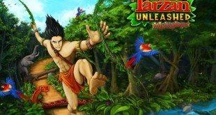 تحميل لعبة طرزان Tarzan Unleashed افضل العاب ايفون