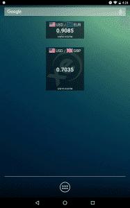 تطبيق xe-currency لتحويل العملات