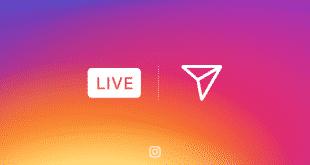 ميزة بث فيديو مباشر في الانستقرام instagram video live