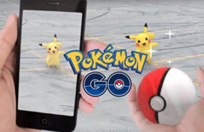 شرح لعبة بوكيمون جو تحميل لعبة البوكيمون pokemon go