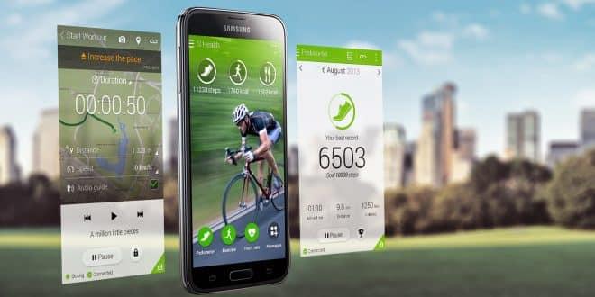 s health apk download تحميل برنامج s health fitness program