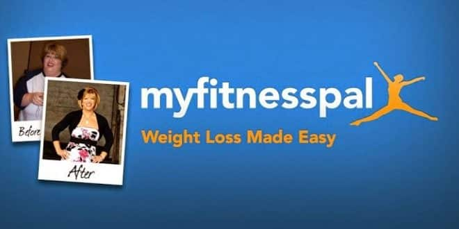 Calorie Counter Myfitnesspal برنامج لحساب السعرات الحرارية و تخسيس الجسم