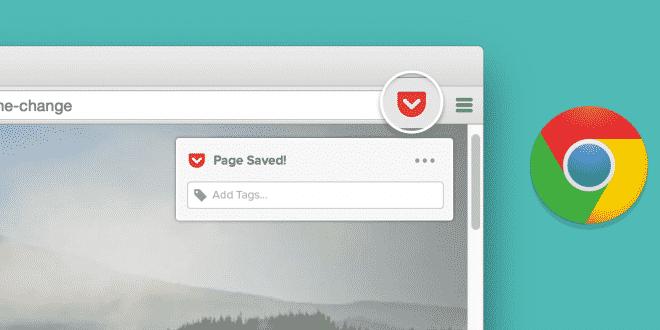 بوكيت حفظ صفحة ويب بدون اتصال شرح تطبيق pocket