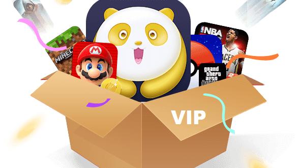تحميل البرامج من متجر باندا هيلبر Panda Helper