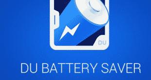 du battery saver برنامج حفظ البطارية