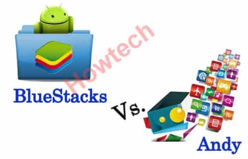 ما الفرق بين بلوستاك و برنامج Andy - Bluestacks vs Andy