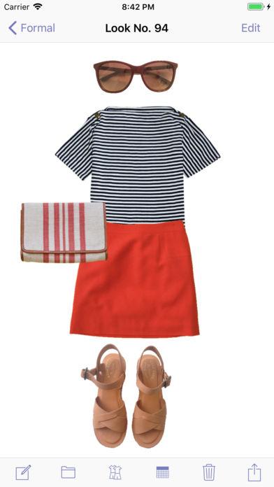 اختيار outfits مميز