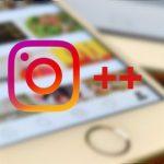 تحميل انستقرام بلس للايفون ios 11 بدون جلبريك instagram ++