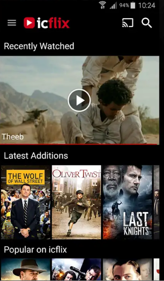 مشاهدة الافلام بجميع اللغات