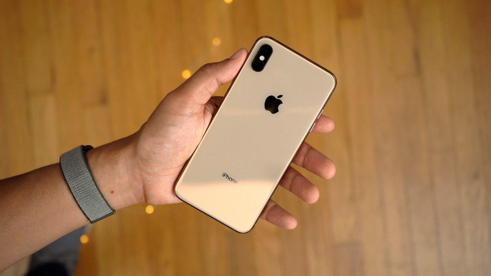 كاميرا iPhone Xs Max