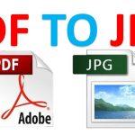 كيفية تحويل ملفات PDF إلى صور JPG بسهولة بالصور