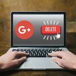 كيفية حذف حساب جوجل بلس Google Plus