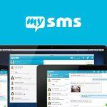 تحميل تطبيق mysms لإرسال واستقبال رسائل SMS للحاسوب والأندرويد والأيفون