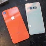 مقارنة بين الهاتفين Galaxy S10e و iPhone XR أيهما يستحق الشراء؟