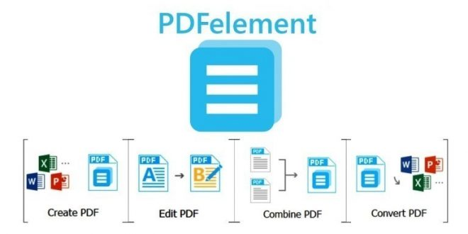 برنامج PDFelement