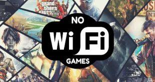 الألعاب الإلكترونية بدون واي فاي