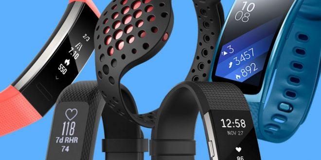 أجهزة تتبع اللياقة البدنية